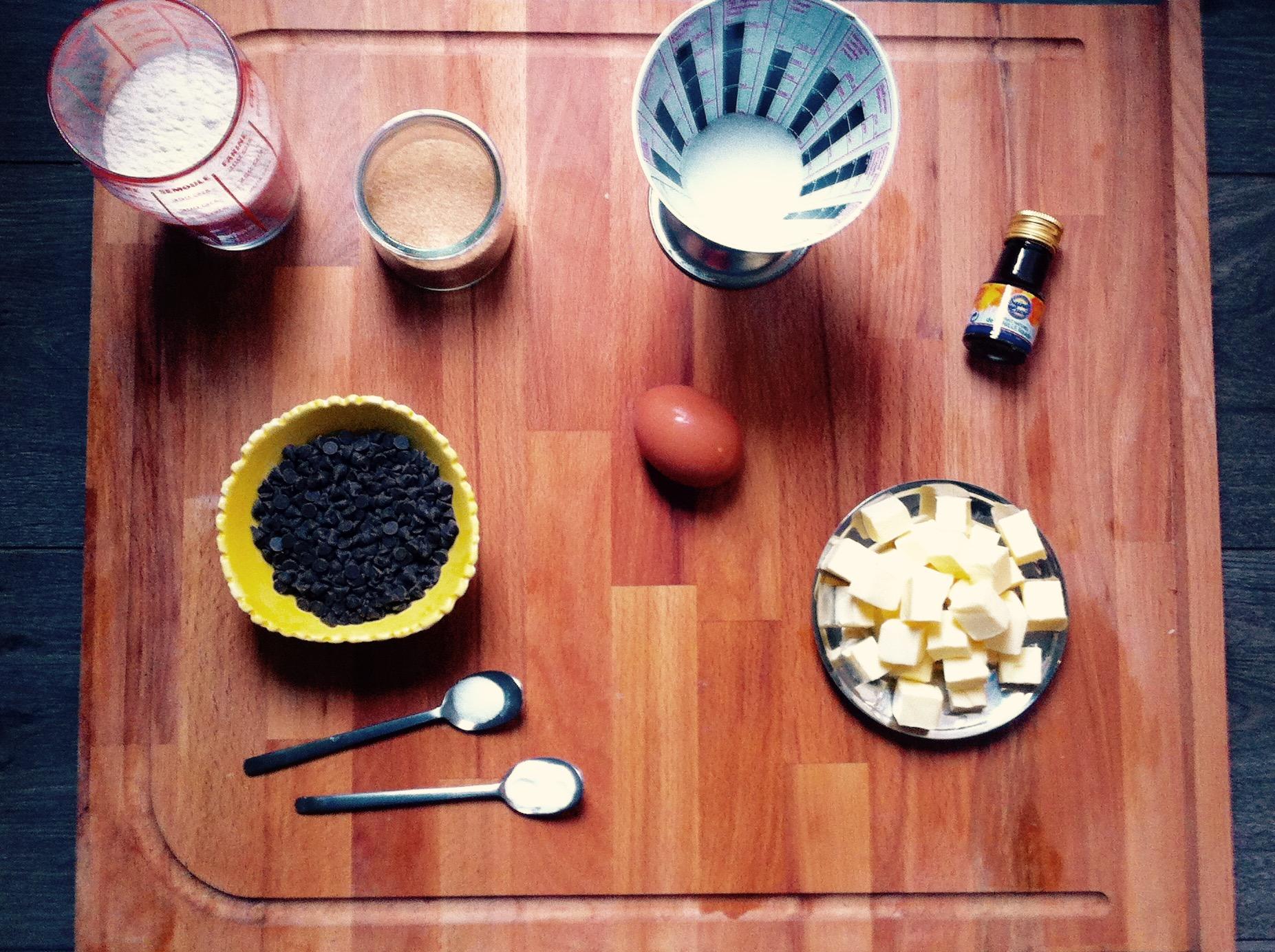Recette de la cookie dough for Cuisine article