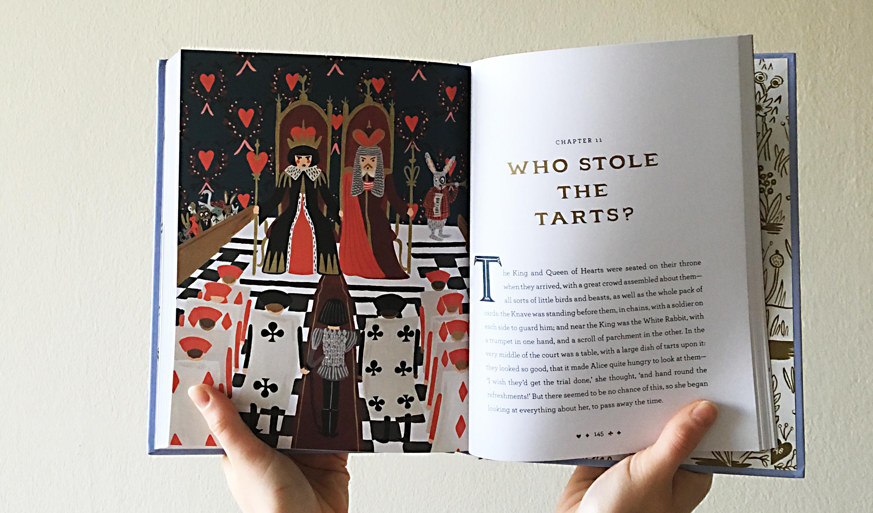 L'Alice d'Anna Bond