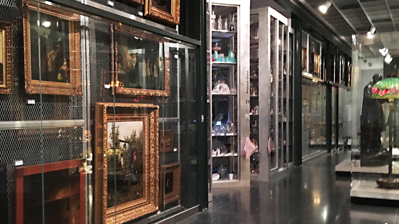 Réserve du Brooklyn Museum