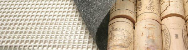 Constitution du tapis