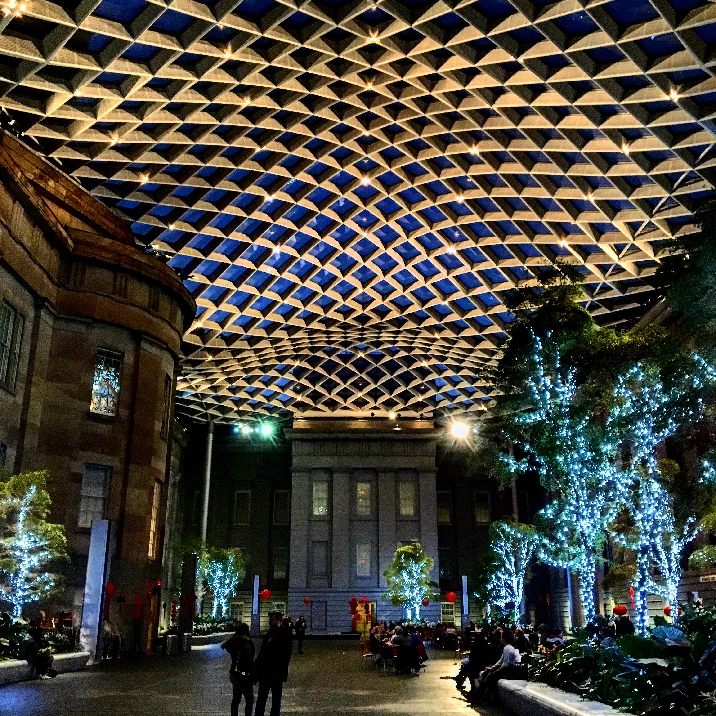 Kogod Courtyard - Smithsonian American Art Museum