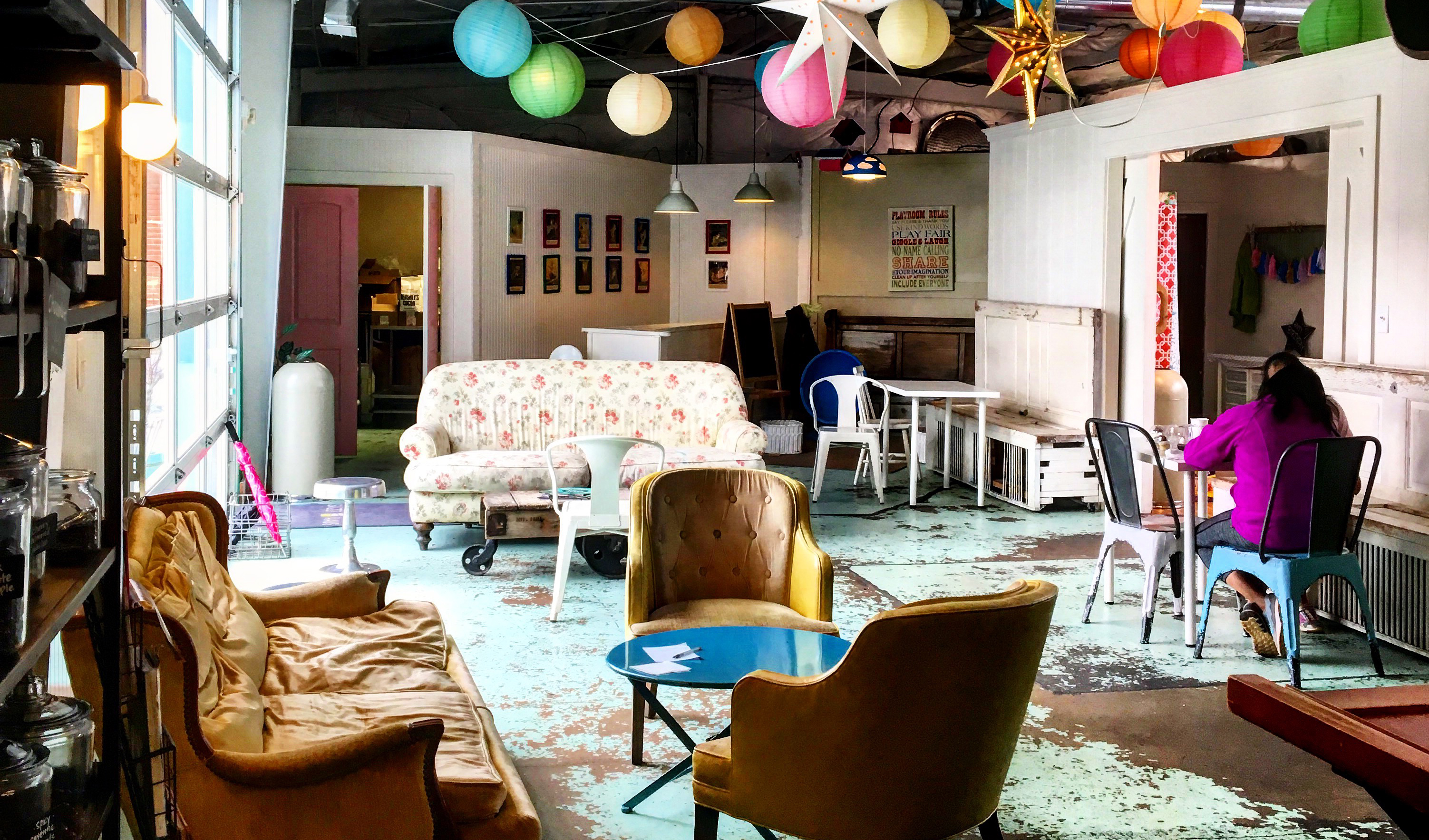Sweet Haus café