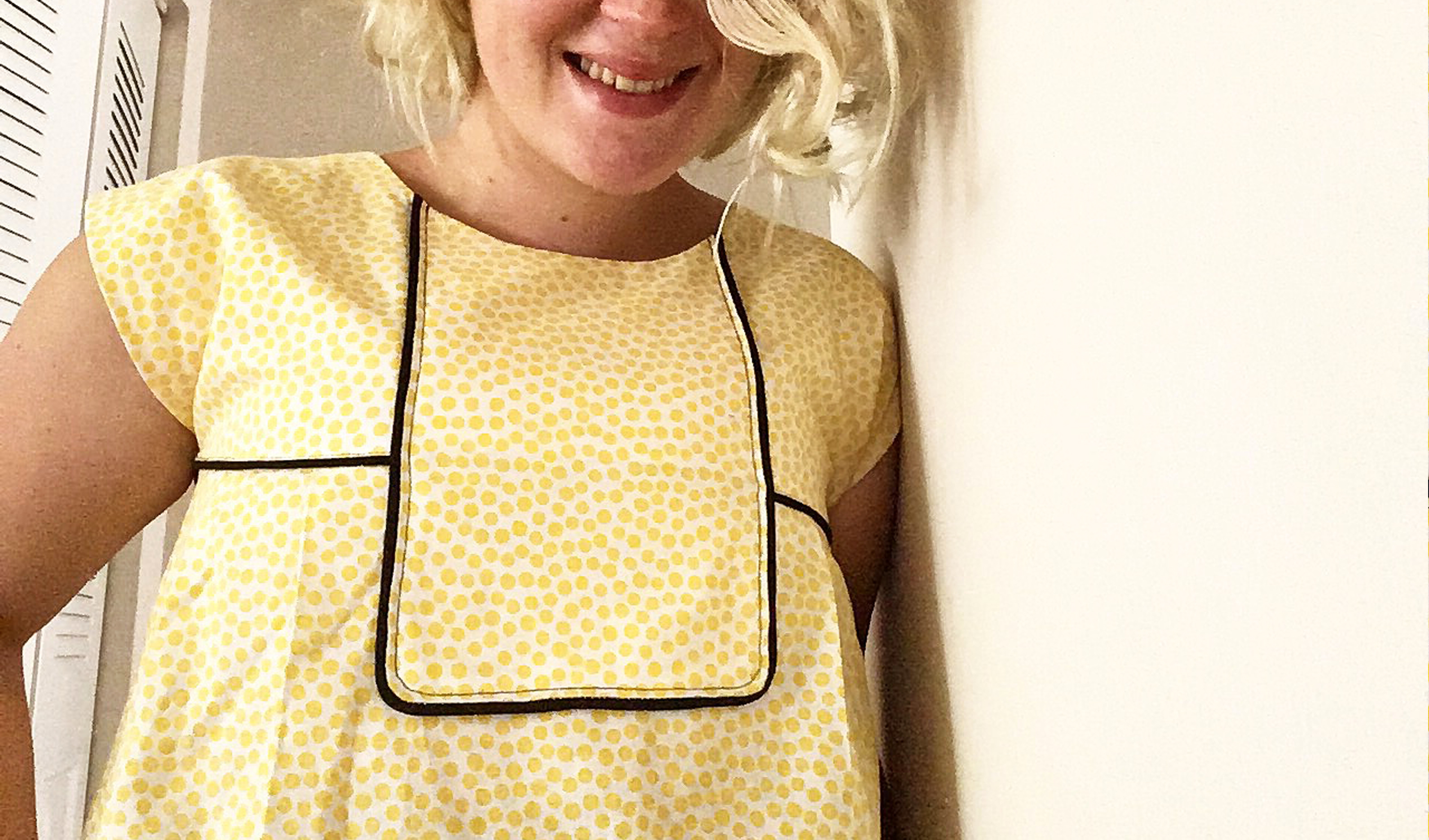 Nouvelle blouse Areli