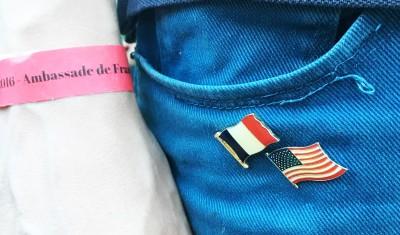 être français aux USA