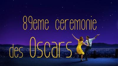 C'est parti pour les Oscars