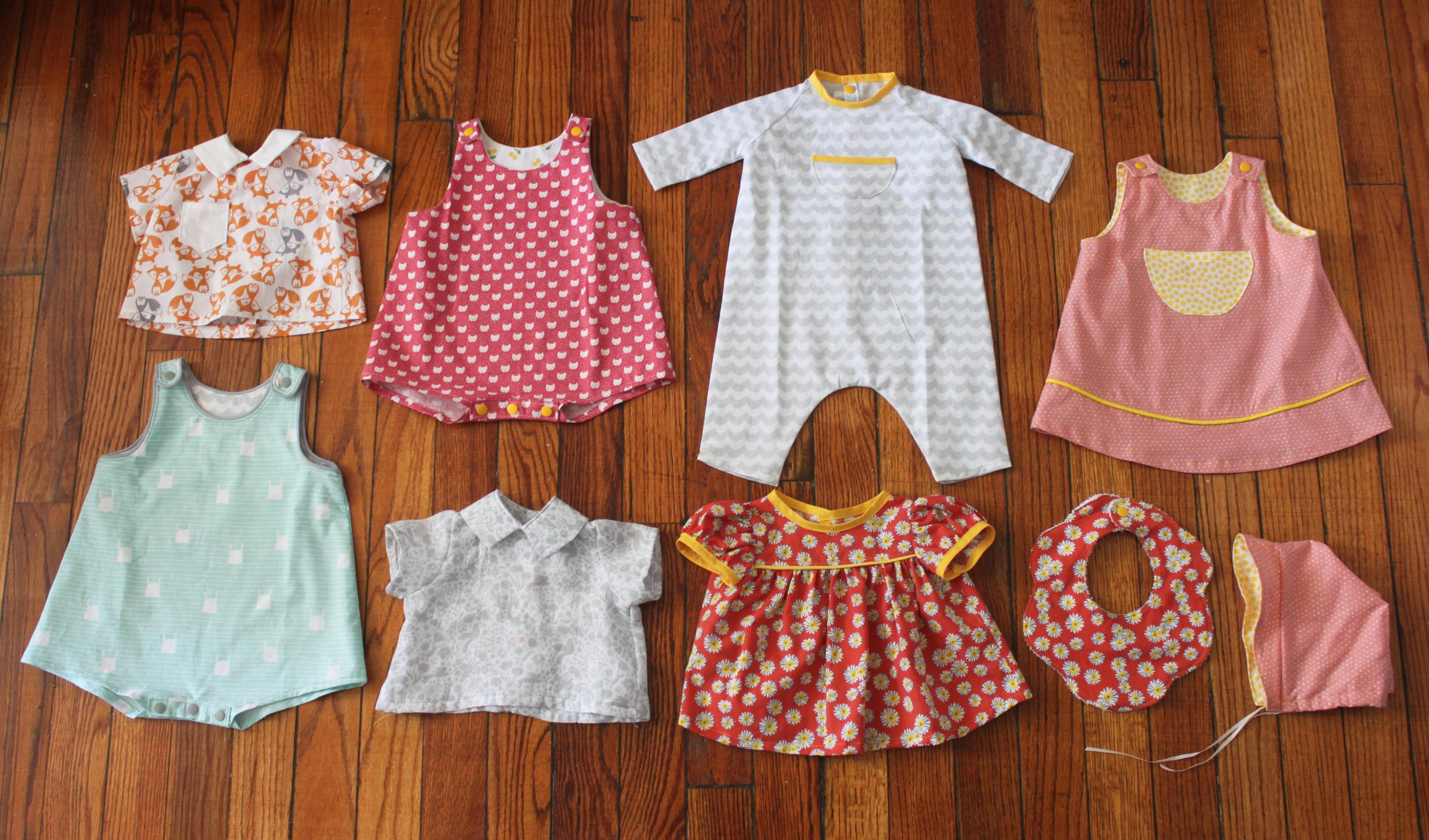 dressing pour bébé