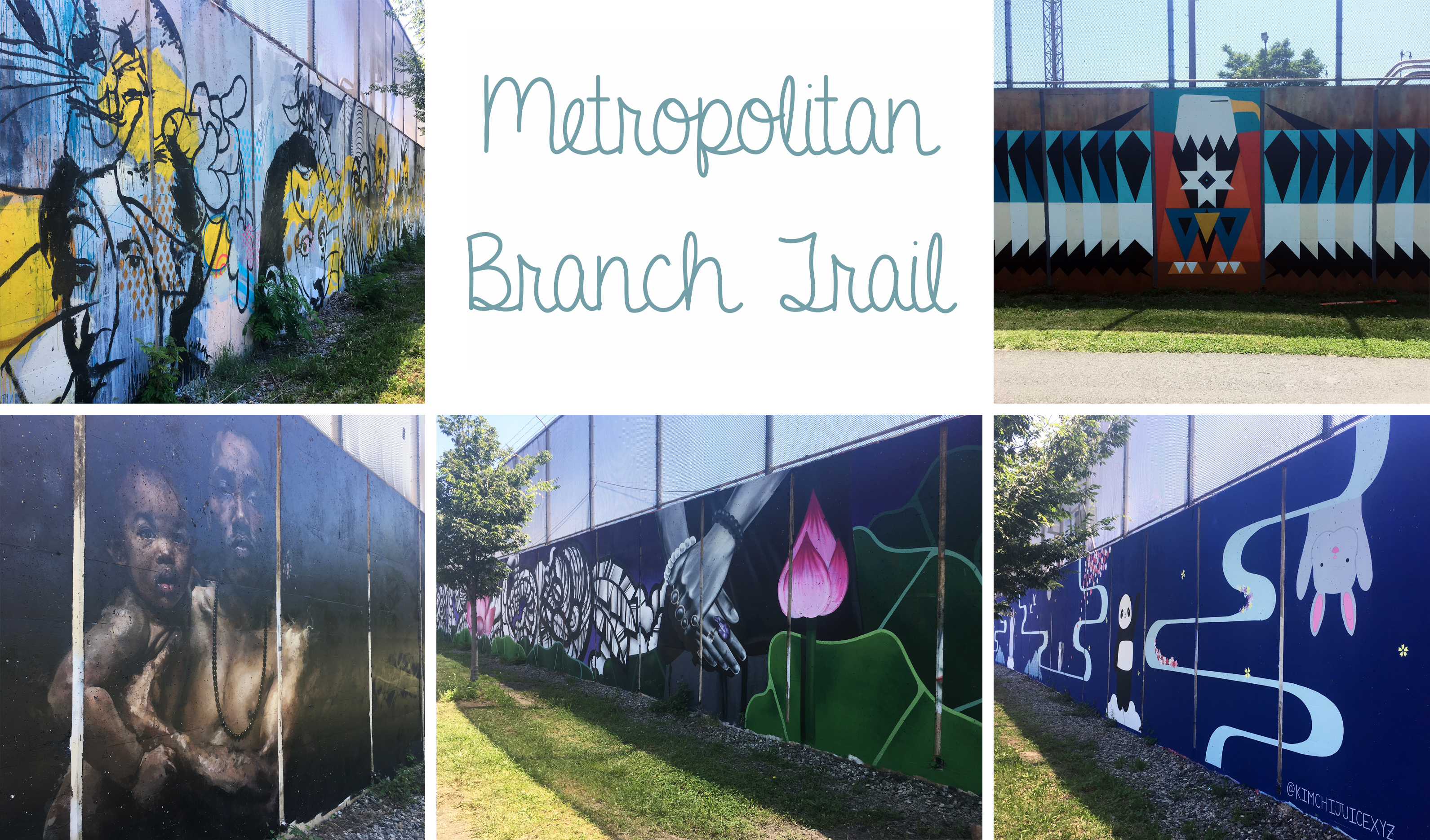 Metropolitan Branch Trail