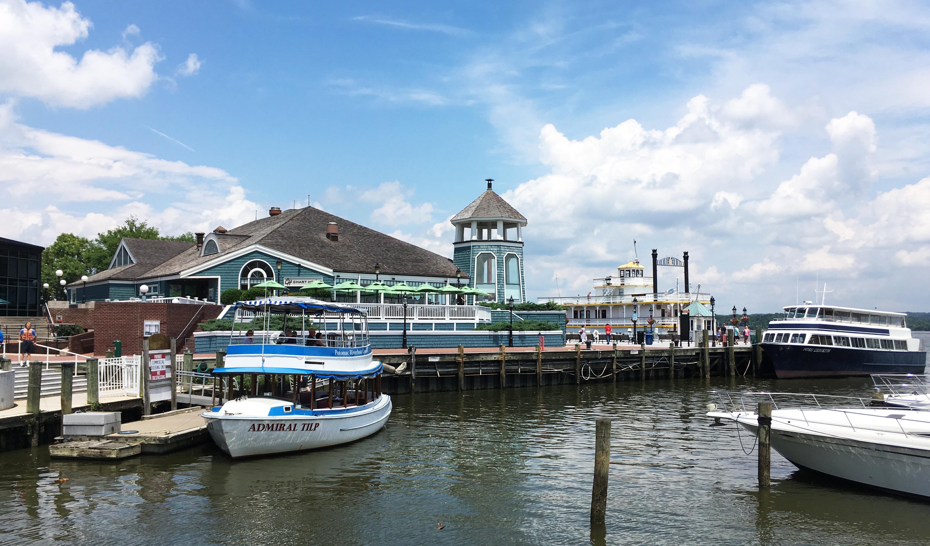 Alexandria et sa marina