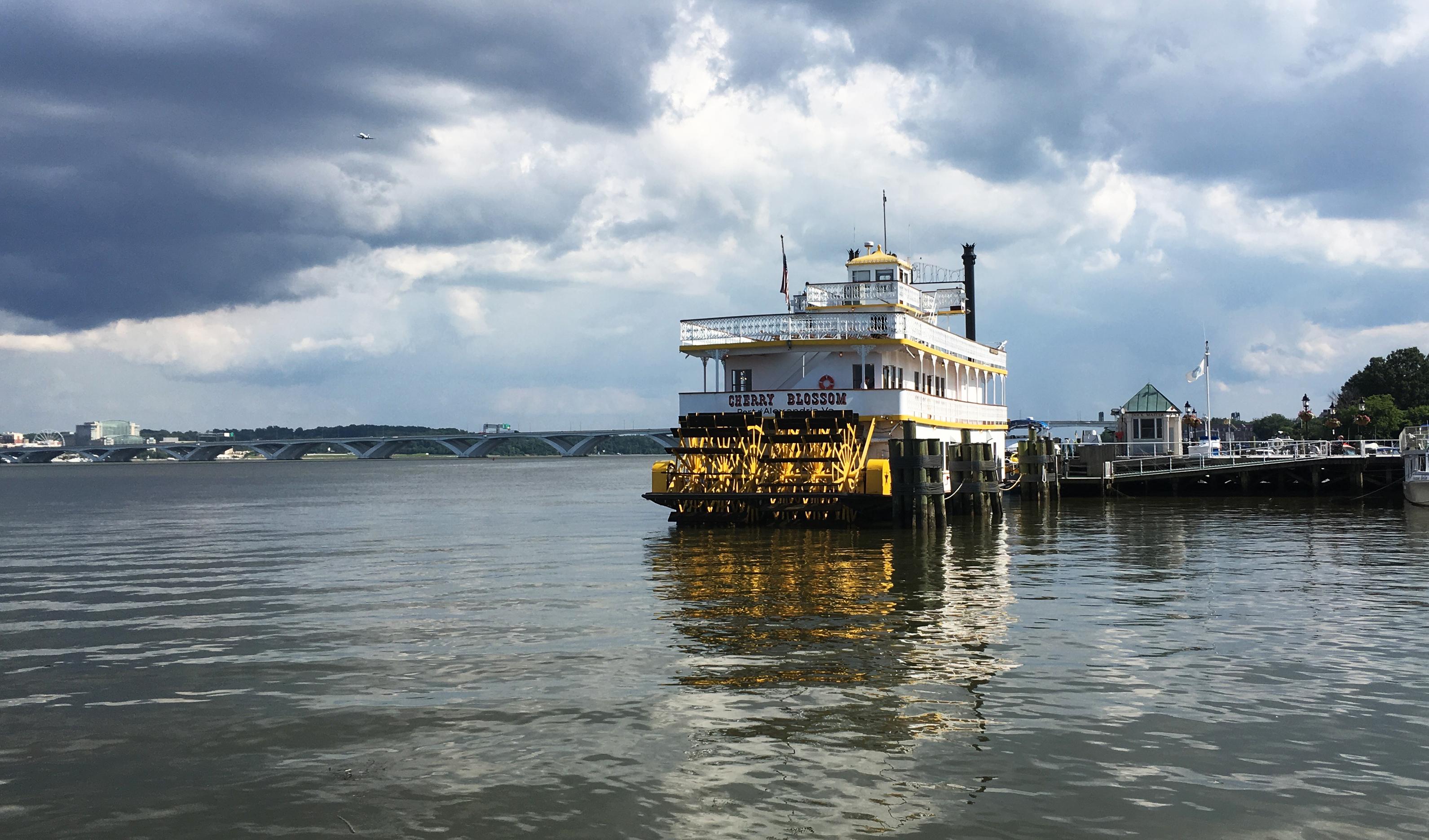 Sur les bords du Potomac