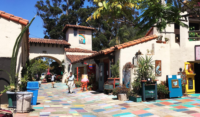 spanish-village-art-center
