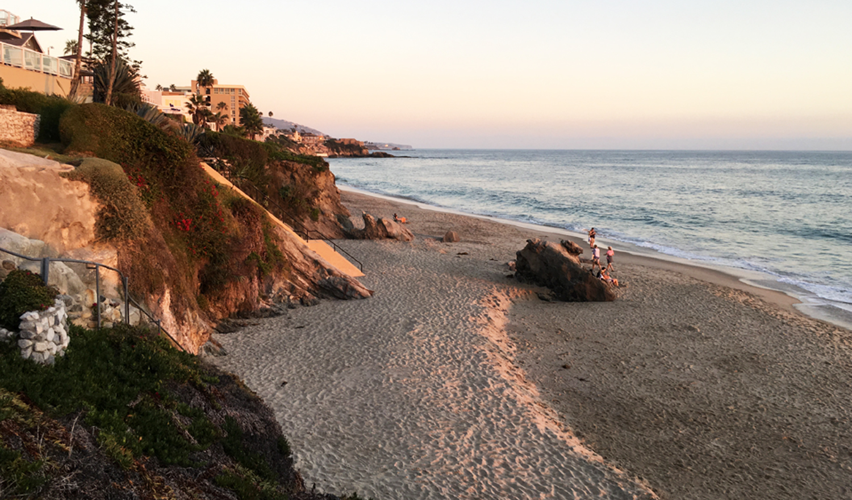 Laguna Beach To Oceanside