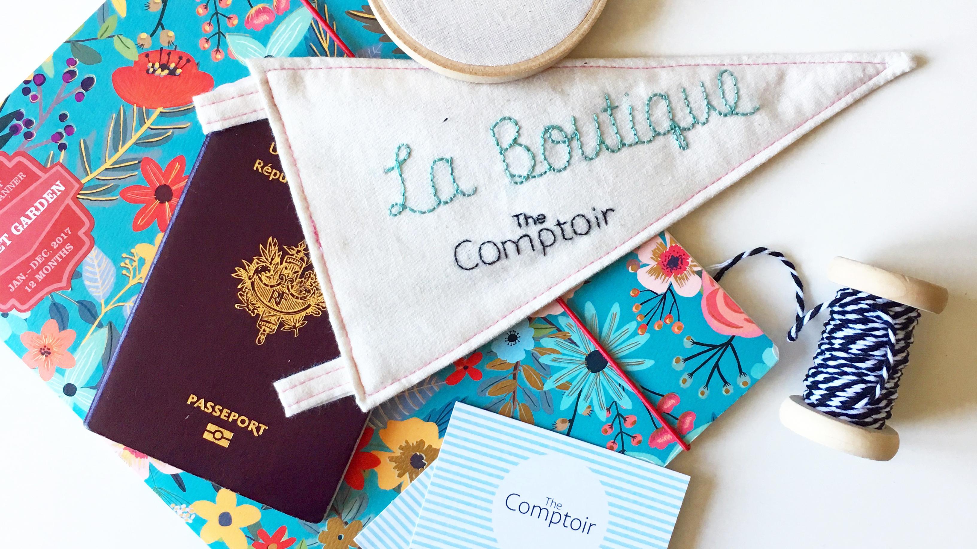 The Comptoir rentre en France !