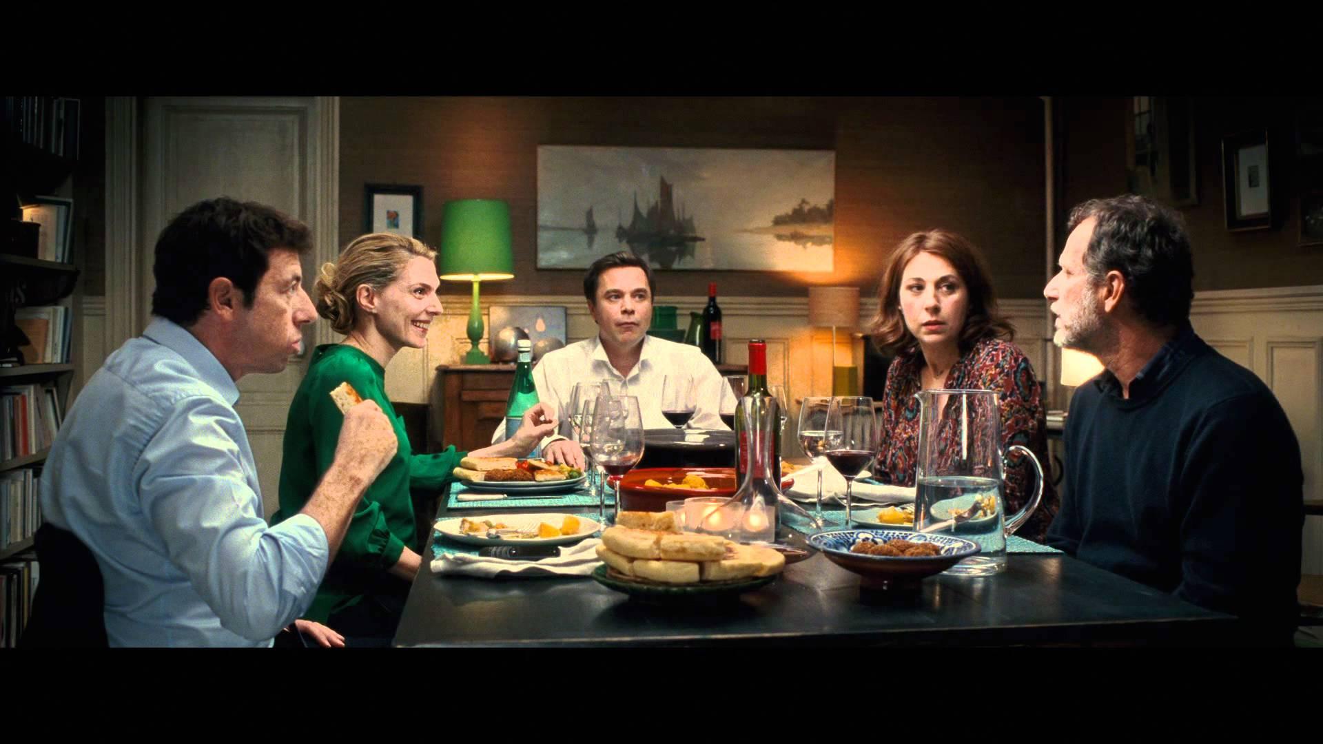 Ah... les repas en famille !