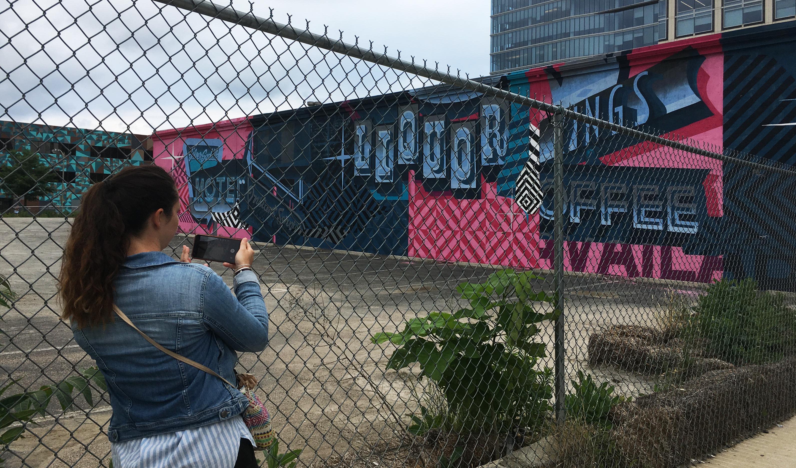 Découvrir Washington par le Street Art