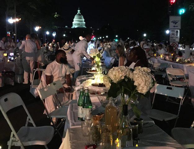 Avec vue sur le Capitol