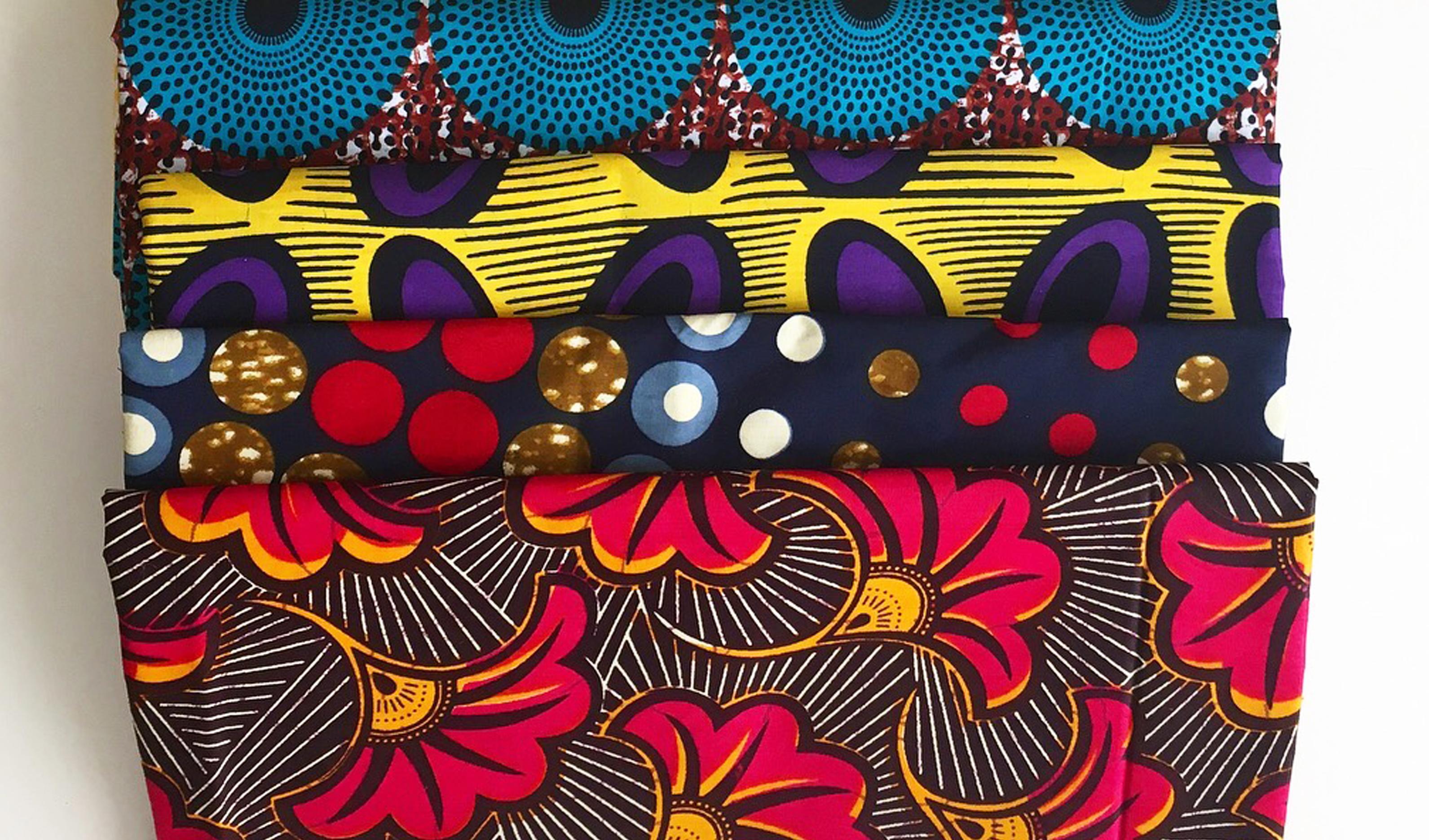 Les wax de Sarah's Fabrics