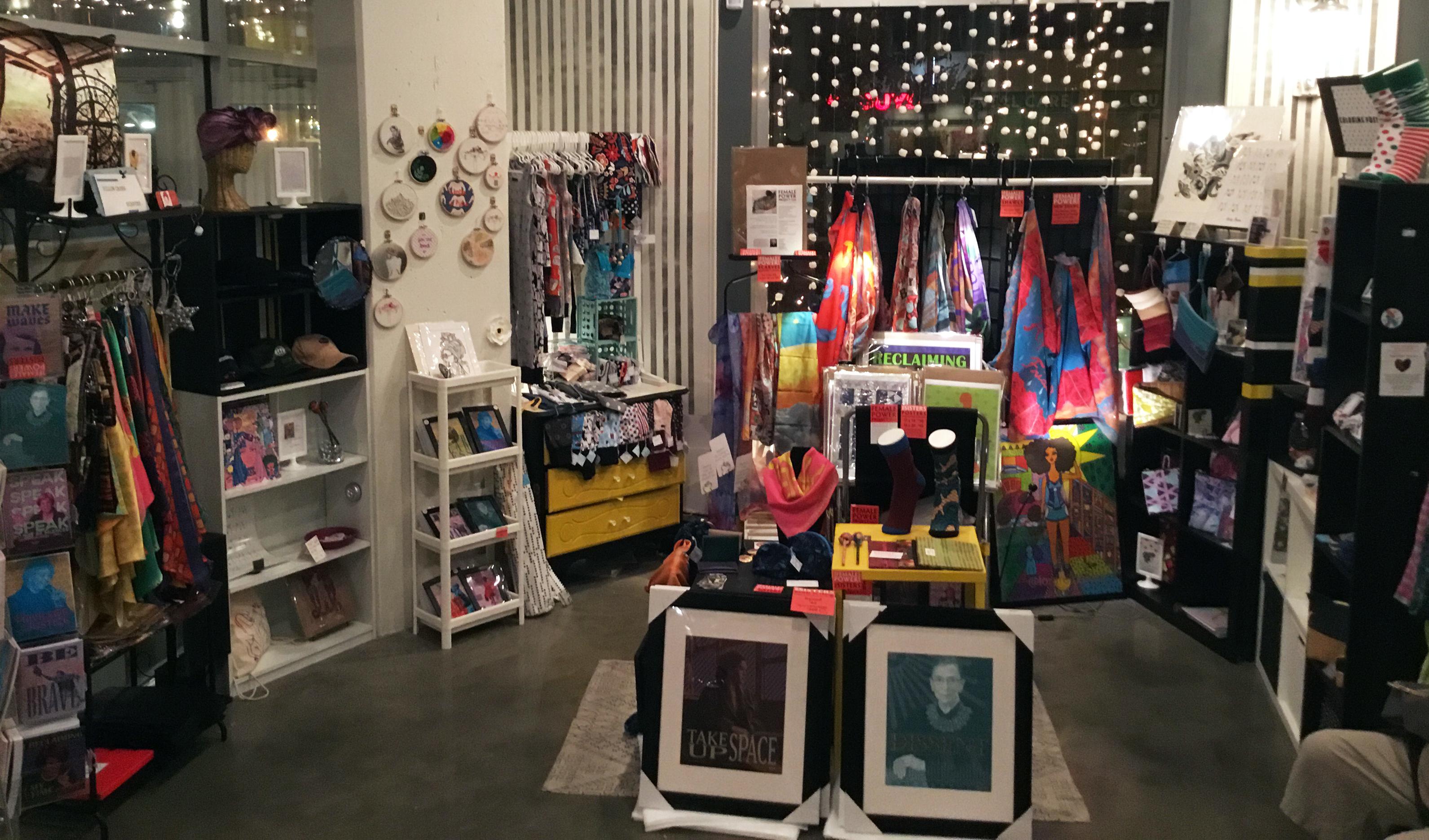 Femme Fatale DC Gift Shop