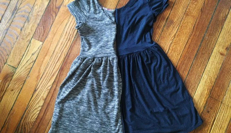Petite robe pour le printemps