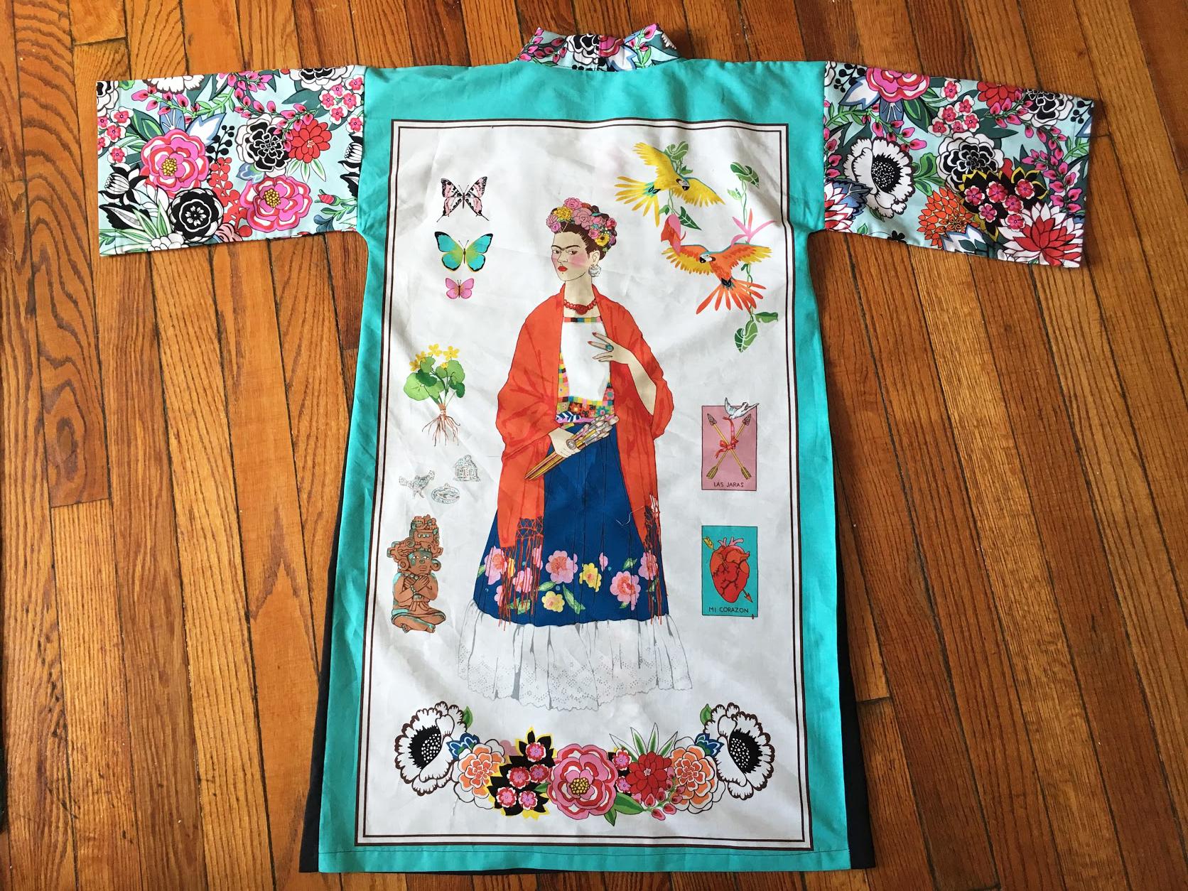 Kimono Frida de Sew Over It